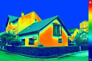 Using Infrared Thermography On Ice Dams In Boston