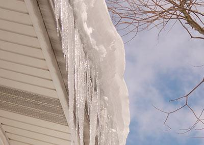Slate and metal roofs offer increased protection from ice and water damage, but due to their smoothness, snow and ice...