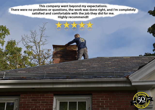 Roof Repair Review in Chestnut Hill, MA