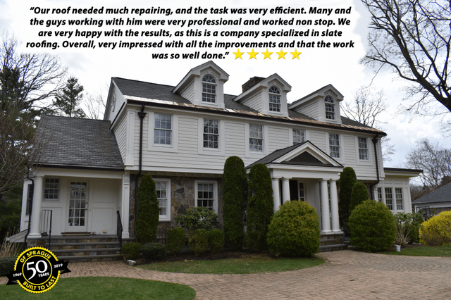 Roof Repair Review in Newton, MA