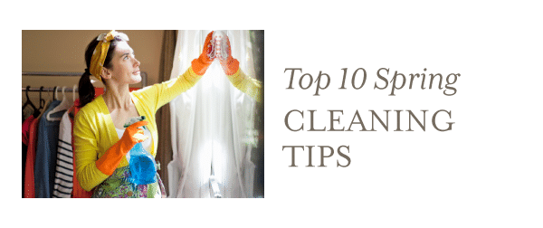 Your roof isn't the only part of your home that needs cleaning before spring!...