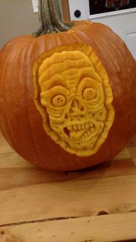 LeafGuard hosted a pumpkin carving contest for Halloween this year. The winner took home a $50 Menards Gift Card! The...