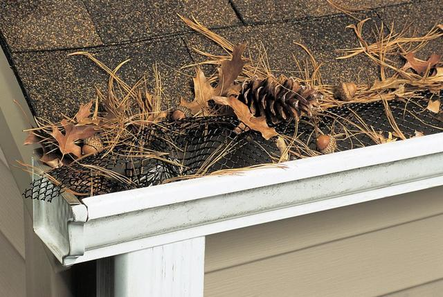 Do you know what damage can be caused from clogged gutters? Clogged gutters can cause a lot of hidden damage...