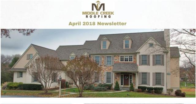 April 2018 Newsletter - The Roof Report