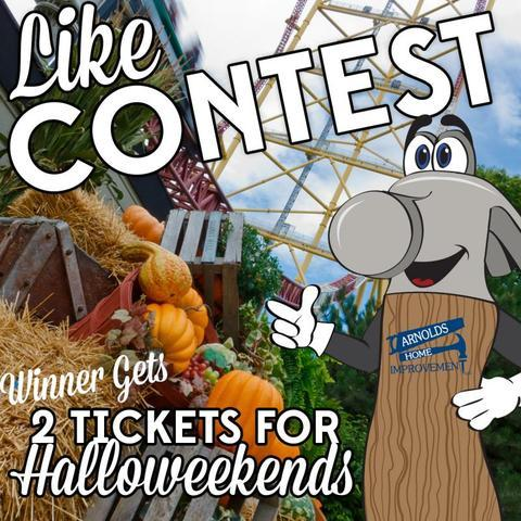 We are giving out two tickets to the Cedar Point Halloweekend! Like our Facebook page to enter yourself into this...