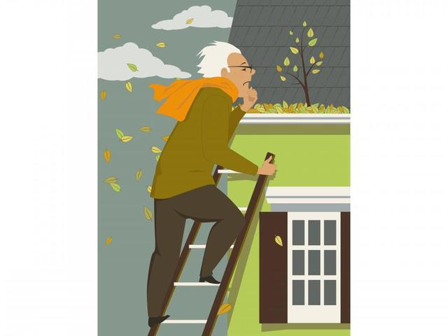 How to Clean Your Gutters in 5 Easy Steps
