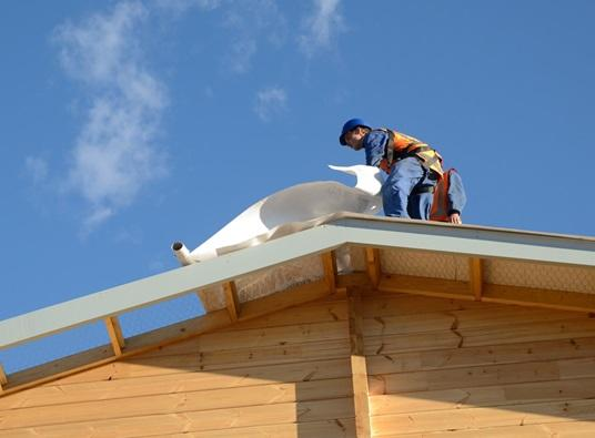Roof Maintenance from North American Contractors