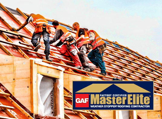 The Importance of Hiring a GAF Master Elite™ Contractor