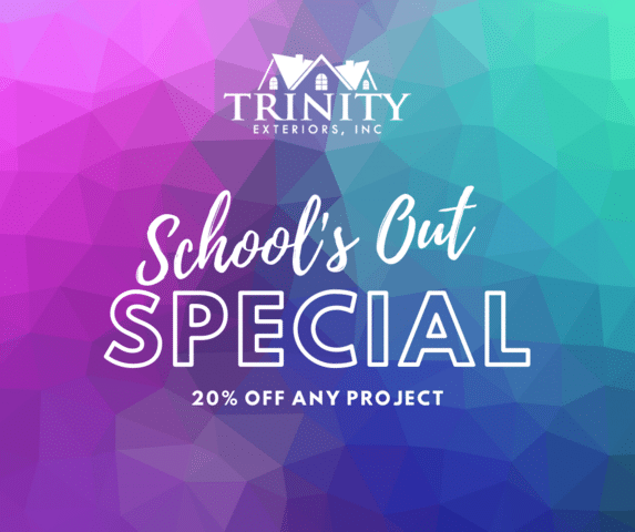 School's Out Special!