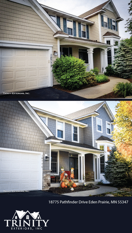 Winter's Coming & Yes, You Can Still Update Your Home's Siding for Curb Appeal Impact!...