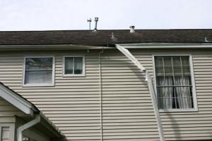 Sagging Gutters