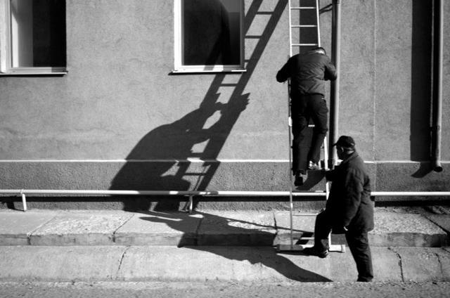 Gutter Cleaning Tips: Choosing Ladders