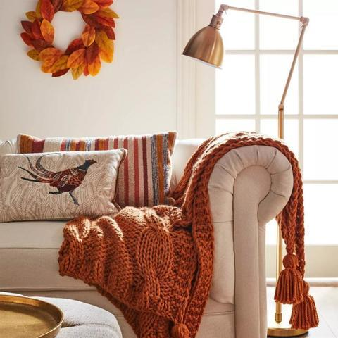 3 Simple Ways to Update Your Living Room For Fall - Image 8