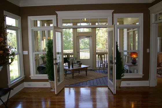 Relaxing Four Season Porch Design - Image 2
