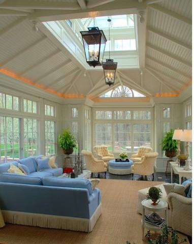Relaxing Four Season Porch Design - Image 4