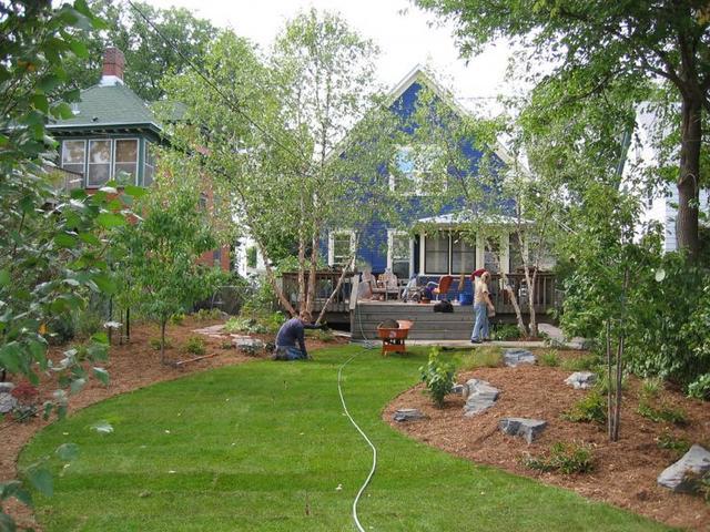 Landscape Design Ideas for 2016