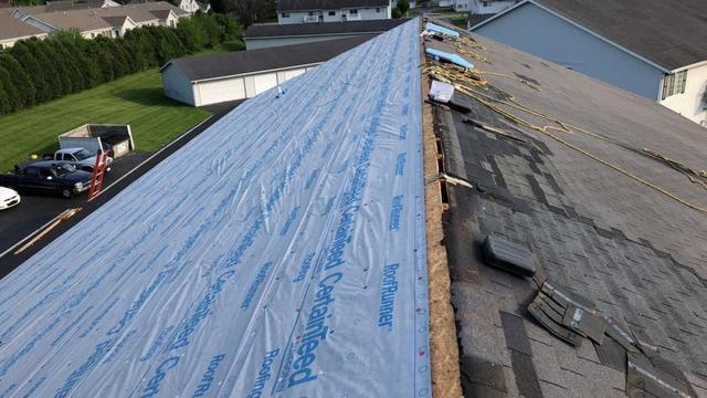 Traditional Felt vs. Synthetic Underlayment - Image 4