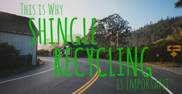 This Is Why Shingle Recycling Is Important