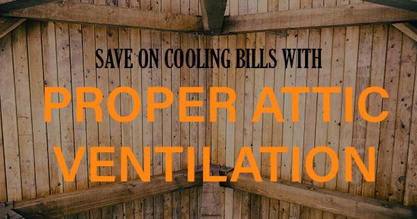 An attic with improper ventilation can quickly turn into a steamy sauna in the warm summer months. In the winter,...