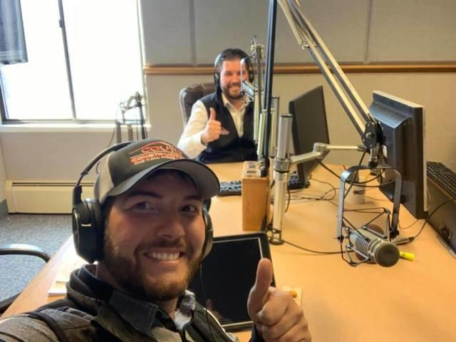 Couto Construction owners Derek and Jason Couto wore their passion on their sleeves recently when they appeared on WPRO's Small...