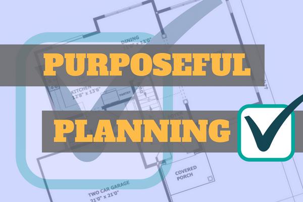 Purposeful Planning - Image 1