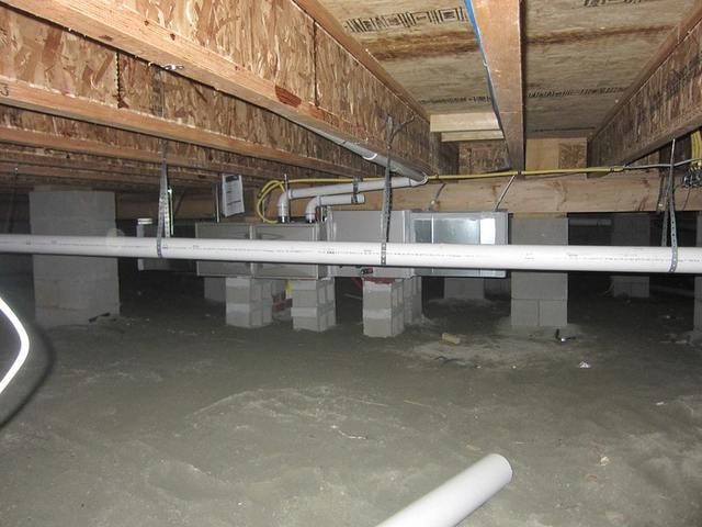 Types of Thermal Insulation for Your Crawl Space