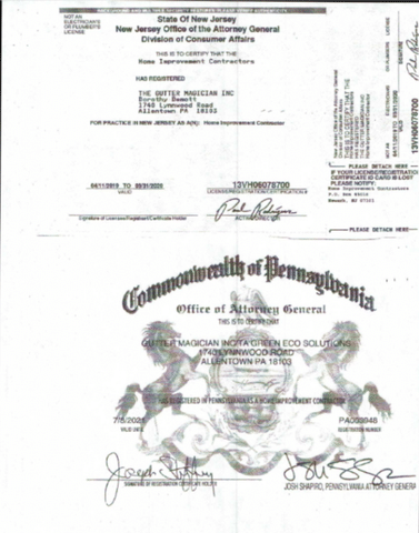 Home Improvement License - Image 1