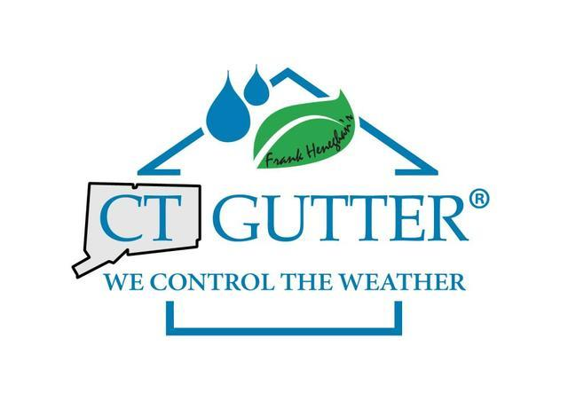 CT GUTTER registered logo