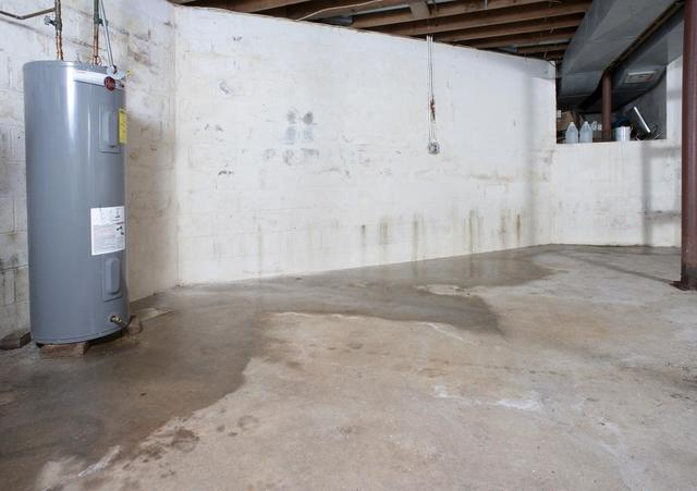 Installing a sump pump and waterproofing system is the least disruptive and most effective way to keep a basement dry...