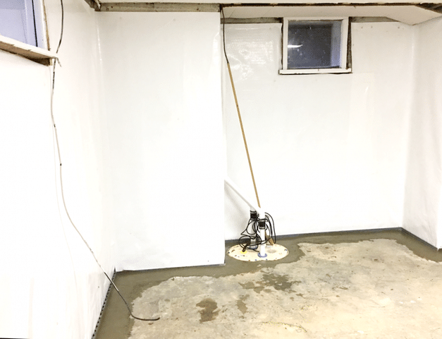 How to Transform Your Ugly Basement Walls