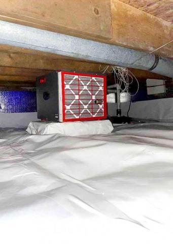 Even a basement or crawl space with an effective waterproofing system can still develop moisture and mold problems and may...
