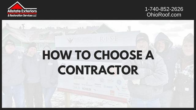 Choosing a roofing contractor that aligns with your values