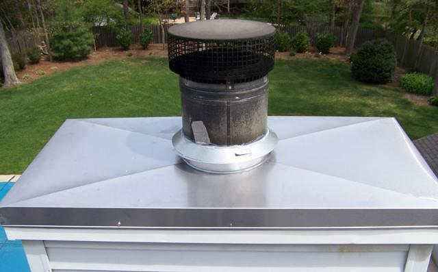 Stainless Steel Rustproof Chase Cover