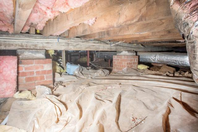 Winter's Effect On Your Home: Crawl Space