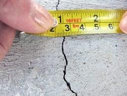 Why Fix The Wall Cracks In Your Virginia Basement?