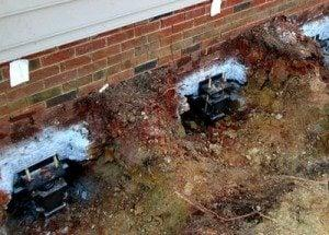 Solutions For Foundation Wall Failure In Virginia