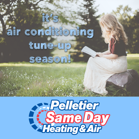 6 Reasons to schedule your Air Conditioning Tune-Up today...
