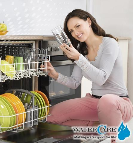 Dishwashers, coffee makers, and washing machines are prone to mineral buildup