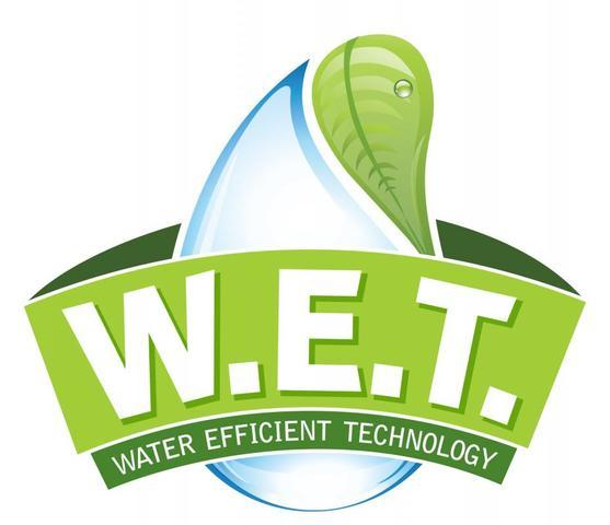 W.E.T. - What is Water Efficient Technology?