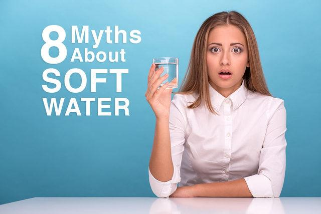 WATER SOFTENER MYTHS - 8 THINGS PEOPLE GET WRONG