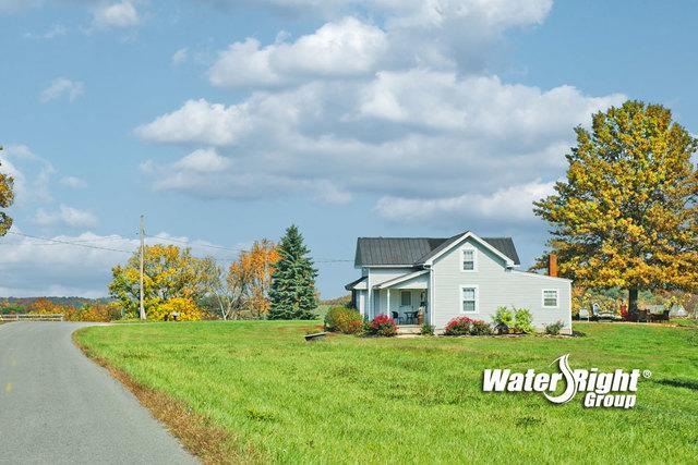 WELL, WELL. SO YOU'RE THINKING OF MOVING INTO A HOUSE WITH A WELL. HERE'S W...