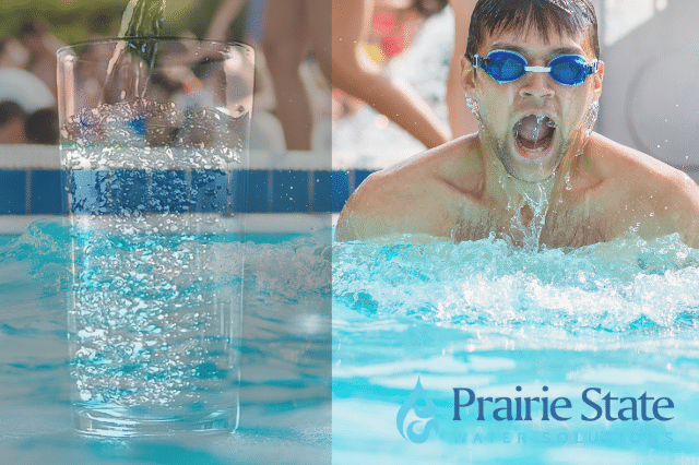 Does Your Water Smell Like a Swimming Pool?