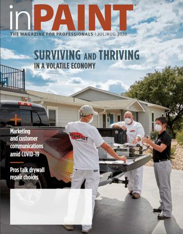 InPaint Magazine Features Mark DeFrancesco!