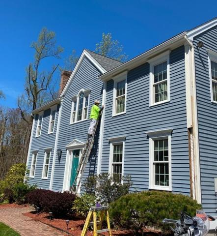 Heat Stress and Exterior Painting