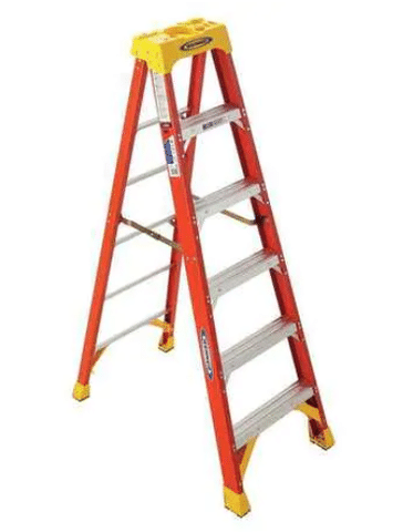 Step Ladder Saftey