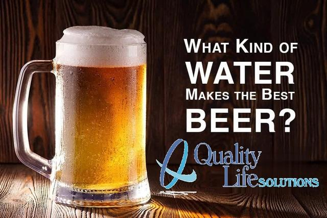 What Kind Of Water Makes The Best Beer?
