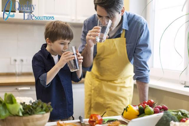 Drinking water quality: How to boost your health and immunity