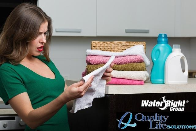 Laundry and Hard Water