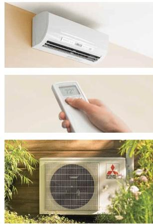 Ductless Air Conditioning or Ductless Heat Pump?