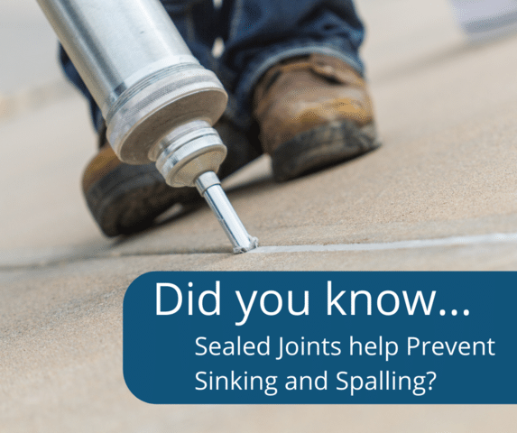 Why Seal Concrete Joints!?